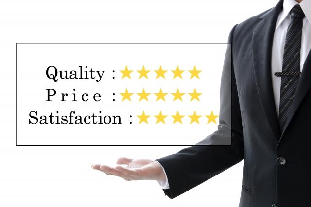価値価格満足度